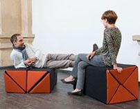 TANGO POUF - MATTRESS Core77 Design Awards 2013 NewYork