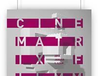 Cinematrix Magazine - cover design
