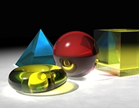 Modelado 3D Varios