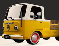 AT Vans 3D Project