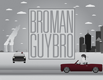 BroMan: Hot Pursuit
