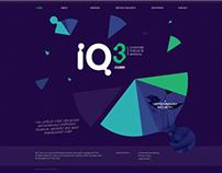 IQ3Corp. Website