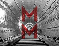 """Minsk Metro"" logotype"