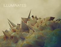 illuminates