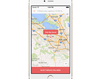 CarryT - Uber for Courier Services