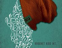 Krochet Kids Int. Poster