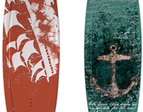 Wakeboard Design