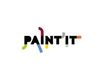 Paint It Brand Identity