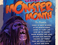 Monster Month Campaign
