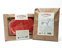 Stockman & Dakota Beef Rebrand
