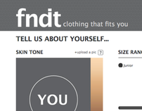 Fndt | Clothing that fits you