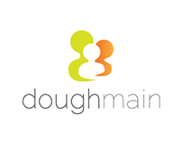Logo Concepts for Doughmain