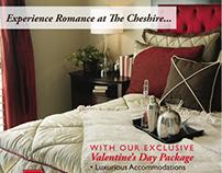 Hotel Valentine's Day Advertisemets