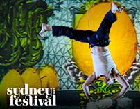 Sydney Festival - Website 2012