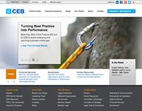 CEB Public Site Home Page