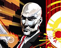 Agent 47: Hitman Illustrations