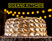 Oceano Kitchen : Branding