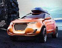 SYMBIONT - SUV concept