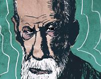 Freud Portriat