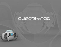 Quadripod- Industrial Design Attempt