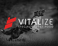 VITALIZE - PET FOOD