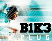 B1k3 plug: a simple and flexible way to store your bike