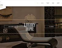 Treccani Interiors Website