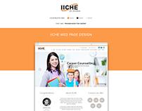 IICHE web design