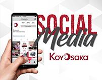 KOYOSAKA | social media