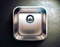 Kitchen Sink iOS icon