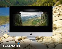 Garmin - Outdoor Website