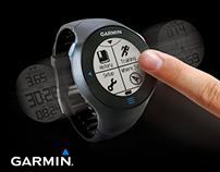 Garmin - Forerunner 610 Campaign & TVC