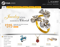 E commerce - Jewellery Website