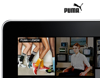PUMA iPad