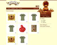 boutique en ligne pour domb