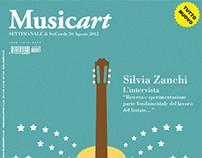 """MUSICART"" / Martina Gentile"
