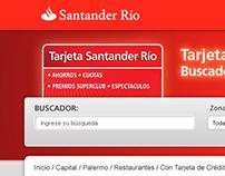 Portal Tarjeta Santander Rio