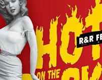 Flyer for Hot On The Rocks #1 at Moira Utrecht