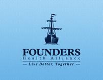Founder's Health Alliance / Brand Identity
