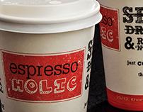 EspressoHolic Cup