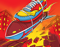 illustration for Nike Air Max