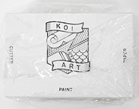 Koi Art