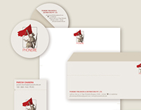 Identity Design for Phoneme Publications