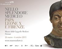 Nello splendore mediceo. Papa Leone X e Firenze
