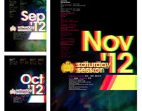 D&AD Ministry of sound poster design