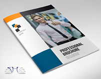 24 Pages Brochure
