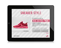 Nike Sneaker Style App