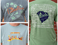 Fall For Greenville T-Shirt Series