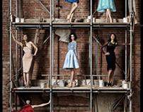 Harrods Magazine SS13 fashion trends