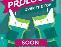 Prologue Party Poster